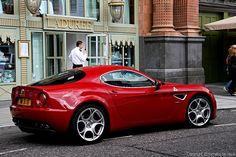 """"""""""" Alfa Romeo 8C Competizione caringforapathy:"""