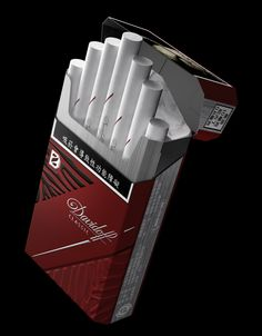 Davidoff 2014 Cigarette packaging on Behance