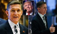 Donald Trump offers retired Lt. Gen. Michael Flynn job #DailyMail... Great Choice..