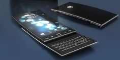 """Awesome Blackberry concept... isn't this great?. I would truly love to have something like this!"""