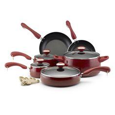 15 Piece Non-Stick Cookware Set