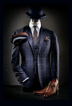 #MenWithStyle #MenWithClass #Sprezzatura #StyleInspiration