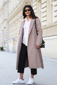 fashion-landscape.com   Long Coat + Cropped Pants