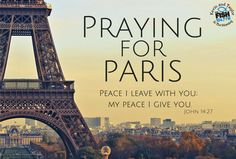 #PrayingForParis anywhere from 120 to 153 people dead. What else can we do but pray.......