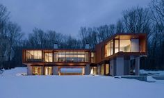 Bridge House by Joeb Moore & Partners • Highsnobiety