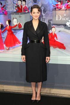 Marion Cotillard I Design: Christian Dior