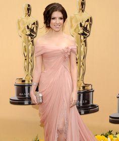 2010 Oscars Best Dressed: Blush Dresses