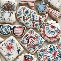Fancy Cookies, Cute Cookies, Royal Icing Cookies, Cupcake Cookies, Sugar Cookies, Cupcakes, Cookie Games, Cookie Crush, Paint Cookies