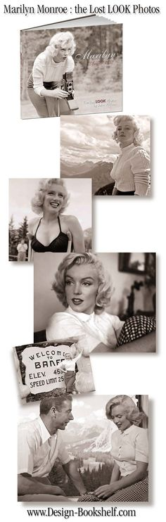 In celebration of our March edition -- and the 21st Annual Designing Women edition, we present a new book of un-discovered photos of the iconic Marilyn Monroe!   Enjoy this photo tour, and if you are a fan of Marilyn's, get the book!  #marilynmonroe #designbookshelf #moviestars #photography #60Seconds #60-seconds