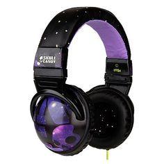 headphones   Skullcandy Hesh Headphones With Mic (sparkle motion) at Juno Records