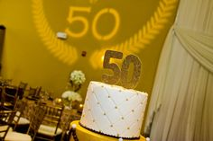 50 and Fabulous!  Celebrating in style with family and friends at Occasions Banquet Hall!  #birthday #50thbirthday #birthdayparty #birthdaycake