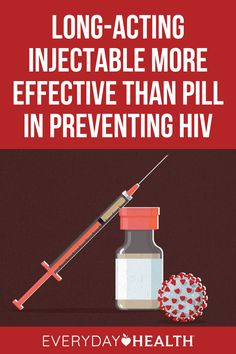 The long-acting injectable antiretroviral drug cabotegravir (CAB LA) was 89 percent more effective than the daily pill Truvada for PrEP in preventing HIV infection in women in a new randomized, double-blind clinical trial.