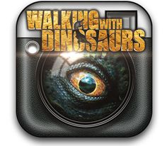 Walking With Dinosaurs: Photo Adventure App