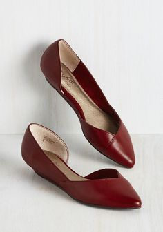 Advantage Wedge in Wine by Seychelles - Low, Leather, Red, Solid, Work, Minimal, Spring, Best, Variation, Saturated