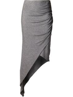 Draped skirt, so original