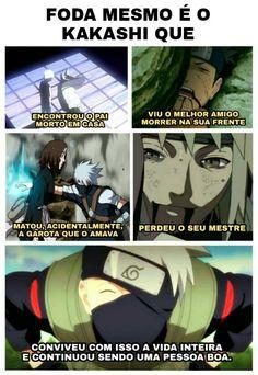 Kakashi ‧⁺◟( ᵒ̴̶̷̥́ ·̫ ᵒ̴̶̷̣̥̀ ) Naruto Shippuden Sasuke, Naruto Kakashi, Anime Naruto, Otaku Anime, Anime Manga, Hinata, Anime Meme, Akatsuki, Naruto Triste
