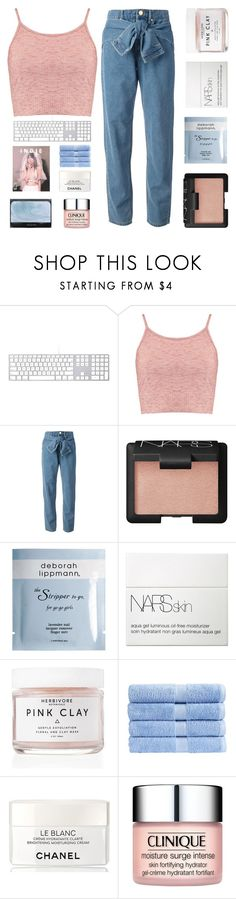 """♡ - LIKE TO JOIN TAGLIST"" by sunstorms ❤ liked on Polyvore featuring Boohoo, DKNY, NARS Cosmetics, Deborah Lippmann, Herbivore, INDIE HAIR, Christy, Chanel and Clinique"