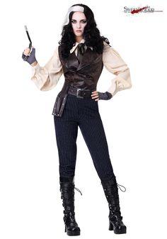 Sweeney Todd Women's Costume - FOREVER HALLOWEEN