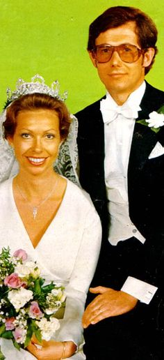 Princess Christina of Sweden  Married: 15 June 1974 in the Palace Church of the Royal Palace of Stockholm
