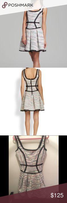 Milly confetti tweed dress size 6. NWT Milly confetti tweed dress size 6. NWT Milly Dresses