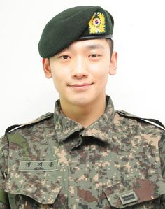 Rain (Jung Ji-Hoon) has been discharged from the military.