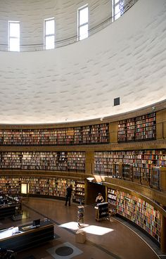 City Library, Stockholm