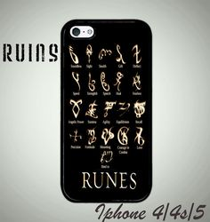The Mortal Instrument, Runes Logo iphone 4 case,iphone 4s case,iphone 5 case,samsung s3 case,samsung s4 case