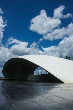Ministry of Defence Complex, Brasilia by Oscar Niemeyer :: 1968