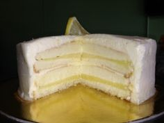 It's Taste Test Tuesday, and I hope you're in the mood to sample another Sweetery creation. Today we will be serving our Luscious Lemon Cake; Two Yellow Cake Layers cut in half and filled with a delicious Lemon Curd and surrounded with our Lemon Cream Cheese Frosting. We didn't have time to put up a Lemonade stand, so we thought we could cool you off with this Summertime treat. Come in and let us know what you think. See you for lunch!