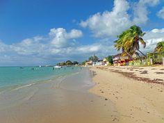 Playa El Combate, Cabo Rojo, Puerto Rico