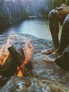 I like camp fires. They help clear minds and get hearts together. They are calming and are the places with the best conversations. Especially the ones without words.