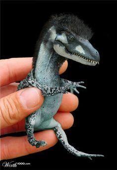Dizard #dinosaur #lizard #hybrid