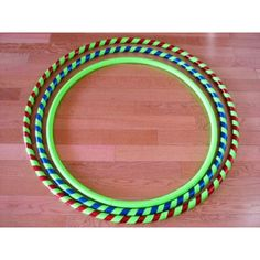 7 Ways to Make Fitness More Fun. Weighted hula hoop!