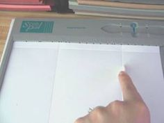 making your own envelopes using scor=pal, for any size.