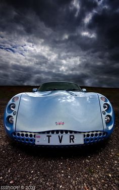 .TVR Tuscan S