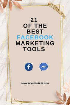 What are your Facebook marketing goals?   Discover 21 of the best #Facebook #marketing #tools to increase followers, and focus on hyper-targeting your customers. Facebook Marketing Tools, Marketing Goals, Marketing Quotes, Digital Marketing Strategy, Content Marketing, Online Marketing, Social Media Marketing, Marketing Strategies, Marketing Ideas