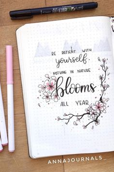 Check out these adorable bujo quotes! Looking to decorate your bujo or need an idea for your next cover page? Check out these adorable bullet journal quotes for inspiration! Bullet Journal Quotes, Bullet Journal Aesthetic, Bullet Journal Notebook, Bullet Journal Themes, Bullet Journal Inspiration, Doodle Quotes, Hand Lettering Quotes, Drawing Quotes, Diy Blog