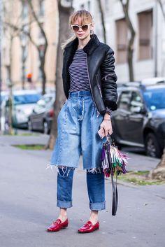 Street Fashion Paris n°229 2016 - Street (#24966)