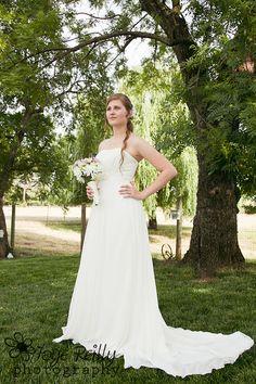 Full Length Portraits - Bride