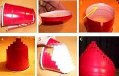 red solo cup crown