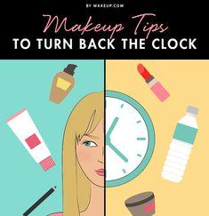 Makeup Tricks to Turn Back the Clock.Makeup.com