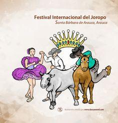 Es un encuentro de tradiciones de varias regiones de Colombia con Venezuela. En el se reafirma el patrimonio cultural que compartimos a través del joropo, el contrapunteo, el canto, entre otros. #Sigaladanza