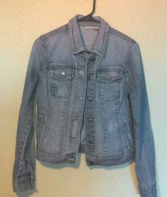 Junior Girls Rubbish Denim Jacket Size M | Clothing, Shoes & Accessories, Women's Clothing, Coats & Jackets | eBay!