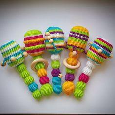 Ravelry: Antris' Crochet rattle