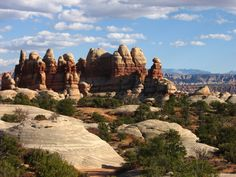 The Doll House, Canyonlands National Park