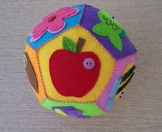 Quiet Books and Sensory Toys Felt PDF Patterns by FeltKids Fabric Toys, Felt Fabric, Baby Sewing Projects, Sewing For Kids, Baby Quiet Book, Quiet Books, Activity Cube, Fidget Blankets, Fidget Quilt