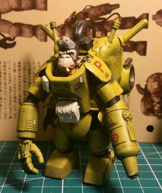 Operation Primate 1/20 maschinen krieger Polar Bear by Jayson  Neff