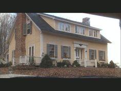 24 Movie Tv Houses I Love Ideas House Styles Famous Houses House Exterior