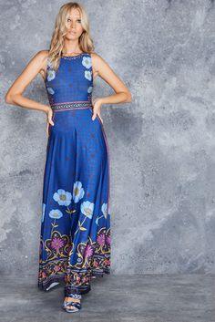 Flower Child Princess Maxi Dress - 48HR ($150AUD) by BlackMilk Clothing