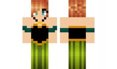 minecraft skin Anna-For-The-Firts-Time-In-Forver Find it with our new Android Minecraft Skins App: https://play.google.com/store/apps/details?id=studio.kactus.girlskins